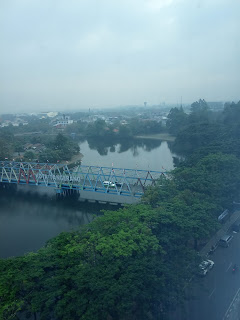 pemandangan Pakons Prime Hotel Tanggerang