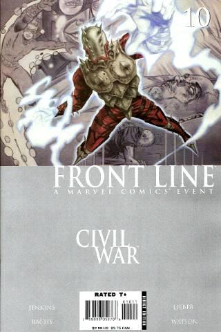 Civil War: Front Line #10 PDF