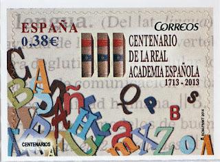 3º CENTENARIO DE LA REAL ACADEMIA ESPAÑOLA