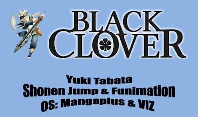 Tanggal Rilis Black Clover Chapter 250