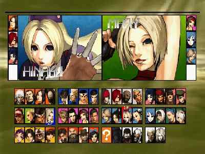 The King of Fighters 2001 wallpapers, screenshots, images, photos, cover, poster