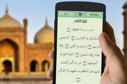 5 Aplikasi Al-Qur'an Android Terbaik Terlengkap Dengan Terjemahan Indonesia