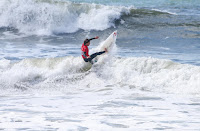 24 Diego Suarez Diaz CNY Junior Pro Espinho foto WSL Laurent Masurel