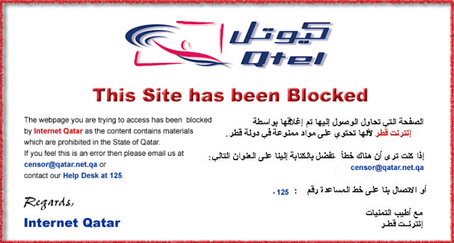 Porn Sites Blocked