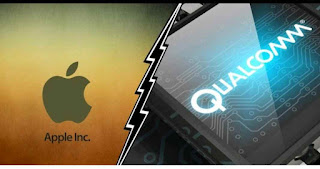 Qualcomm Says Apple Stole Its Chip Secrets and Gave Them to Intel