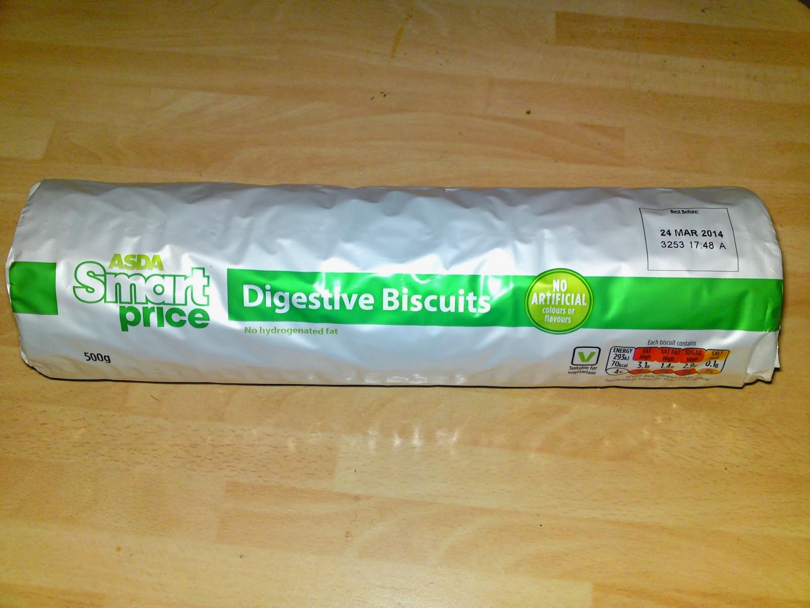 Arrowroot Biscuits Asda Price