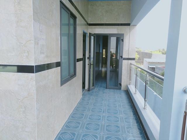 Ban công nhà cho thuê MT QL51 gần Cảng Cái Mép và KCN Phú Mỹ 3