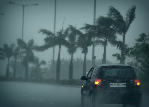 MUMBAI RAINS: MASSIVE RAINS LASHED MUMBAI IN VERY RARE RAIN MONTH NOVEMBER, REMNANT OF CYCLONE MAHA RESPONSIBLE, DRY WEATHER TO STEP IN TOMORROW ONWARDS.