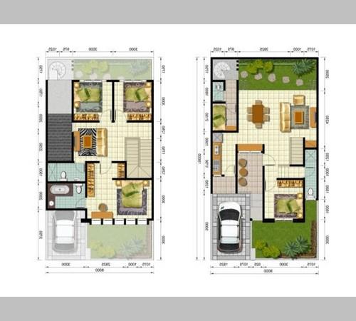 Desain Rumah Minimalis Harga 150 Juta Interior Jepang