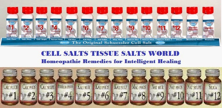 Cell Salts and Tissue Salts World