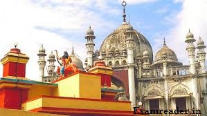 Tipu Sultan  help HIndu's temple