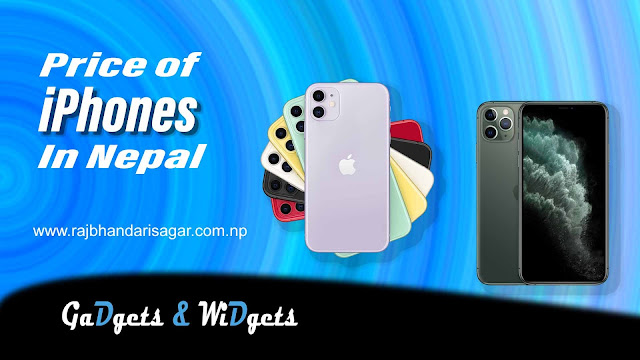 apple iphones price in nepal, gadnwid