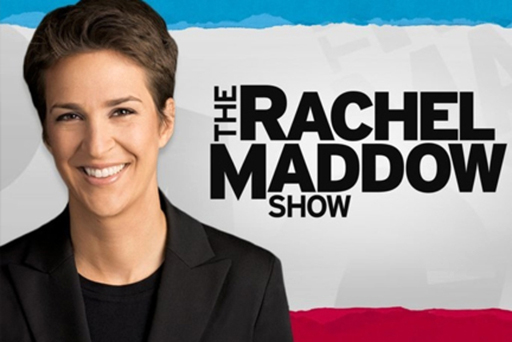 The Rachel Maddow Show wins cable news race as #1 show in primetime on basic cable