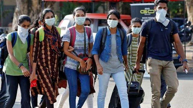 नोएडा: पुलिस ने जारी किया आदेश, नाक तक नहीं लगाया मास्क तो कट सकता है 100 रुपये का चालान