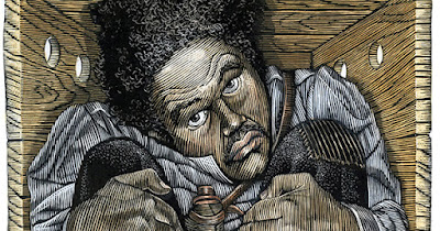 Henry Box Brown, slave who mailed himself to freedom