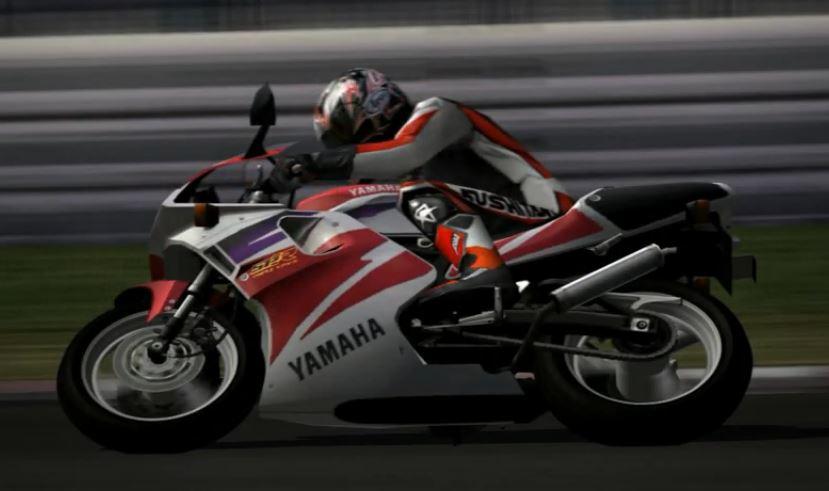 Yamaha TZR 250 SPR 1995