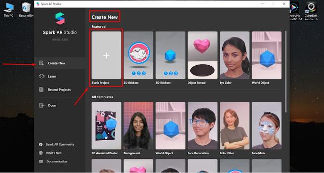 Cara Memasukkan LUT ke Spark AR lightroom untuk Filter Instagram
