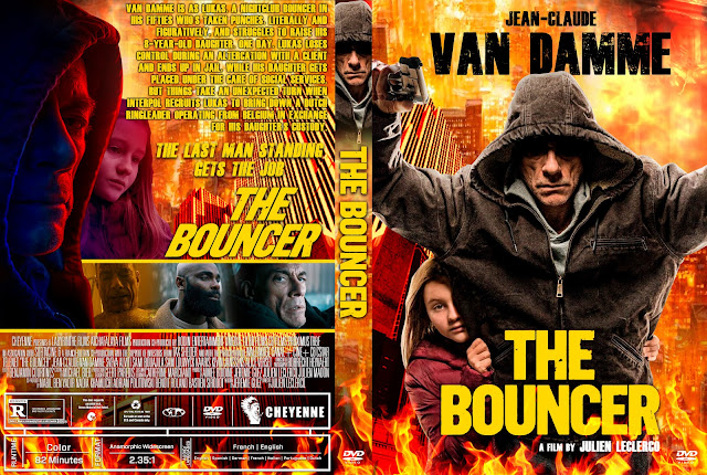 The Bouncer DVD Cover