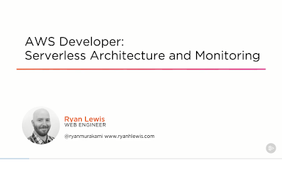best AWS developer associate course on Pluralsight.
