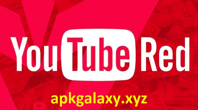 YouTube Mod Apk Red Offline