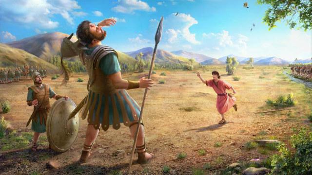 Historia do rei Davi