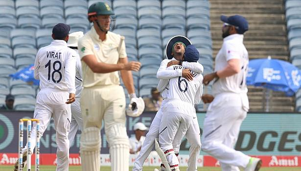 We are not going to take the foot off the gas in the third Test: Virat Kohli
