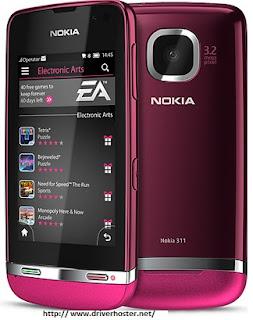 Nokia asha 311 usb driver