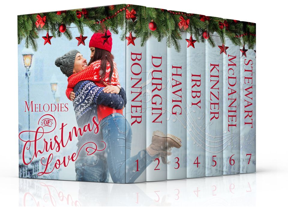 Melodies of Christmas Love Amazon Link