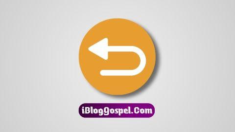 How To Return To God After Backsliding