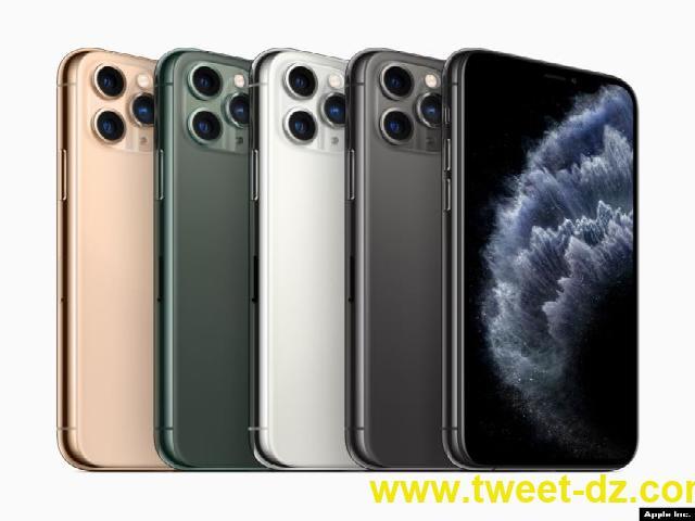 دزاير تويت سعر و مواصفات ايفون 11 ايفون 11 برو ايفون 11 برو ماكس Iphone11 Iphone 11pro Iphone 11pro Max