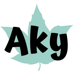 logo aky