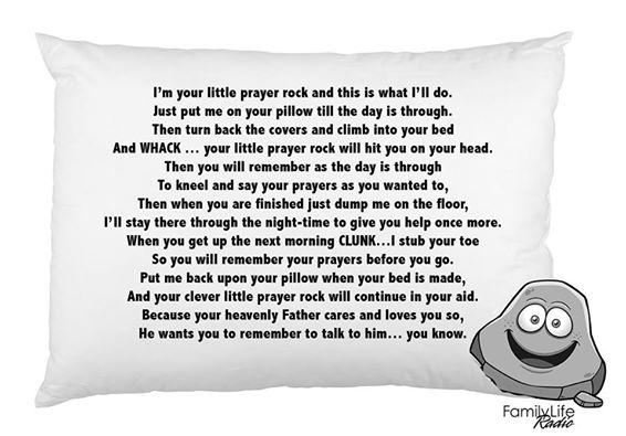 It's just a photo of Trust Prayer Rock Poem Printable
