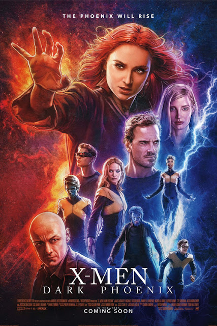 Download Film X-men Dark Phoenix (2019) Full Movie