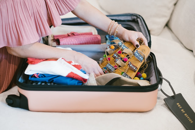 Packing tips for a beach vacation