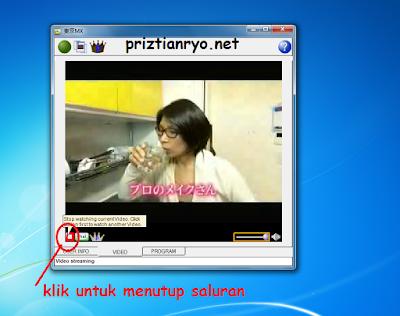 Cara Streaming TV Jepang di PC Dengan Keyhole TV