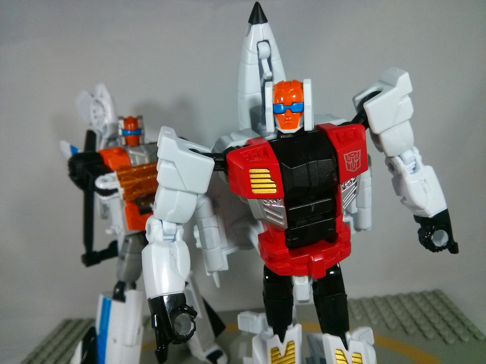 combiner wars quickslinger head