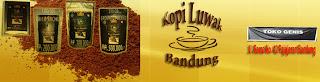 kopi luwak asli, kopi luwak bandung