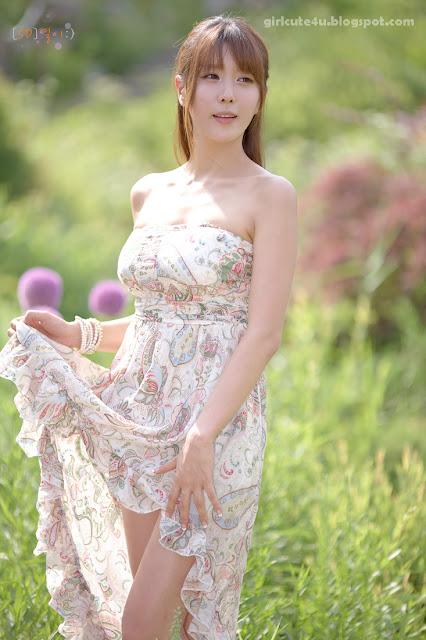 Asian Girls Sexy: Heo Yun Mi - Sexy in Outdoors