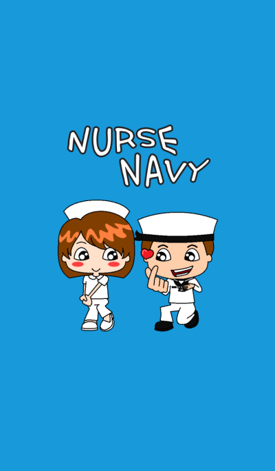 Nurse and Navy forever 2