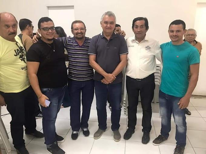 General Girão explica que o contato que fez ele testar positivo para o Covid-19 foi nesta terça em Brasília, confira;