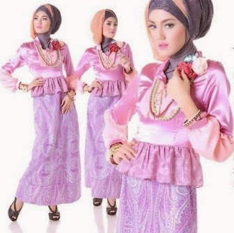 Baju muslimah yang modis dan menawan