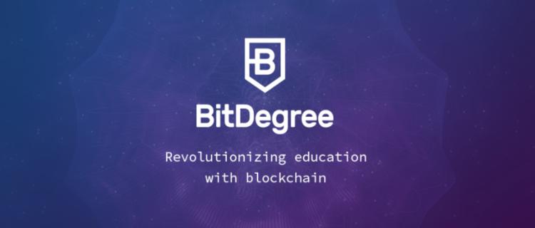 ICO Bitdegree - Merevolusi Pendidikan Secara Global Dengan Teknologi Blockchain