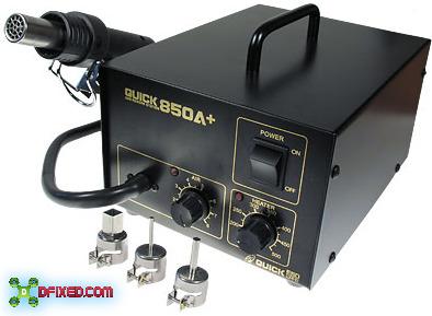 Solder Uap Quick 850A