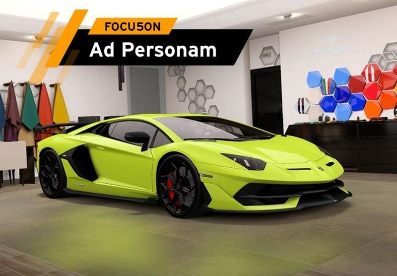 5 things you don't know about Lamborghini Ad Personam