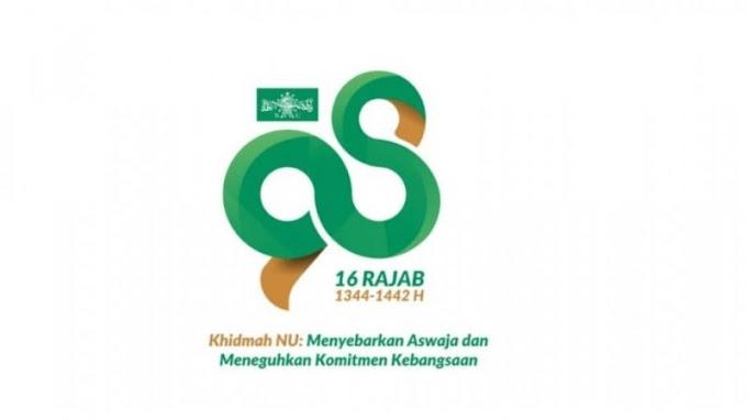 Inilah Makna Filosofis Dari Logo Peringatan Harlah NU Ke 98
