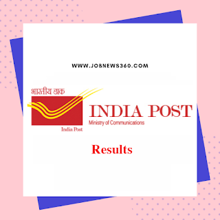 Tamil Nadu GDS Post Office Result 2019 - Official Notification Published