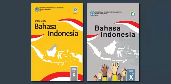 Buku Guru dan Siswa Bahasa Indonesia Kelas X SMA MA SMK MAK Kurikulum 2013