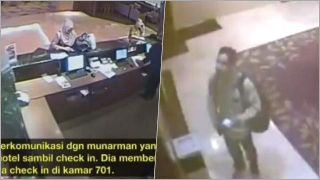 Video Munarman dan Lily Sofia di Hotel, Pengacara: Itu Istri Kedua yang Dinikahi Tahun 2009