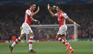Ray Parlour Reveals Who Is Likely To Sign a New Contract Between Alexis and Mesut