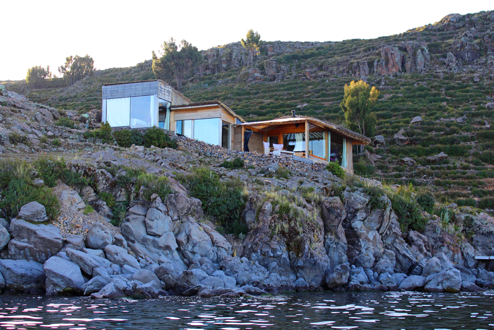 Amantica Lodge luxury hotel, Lake Titicaca, Peru - South America travel blog